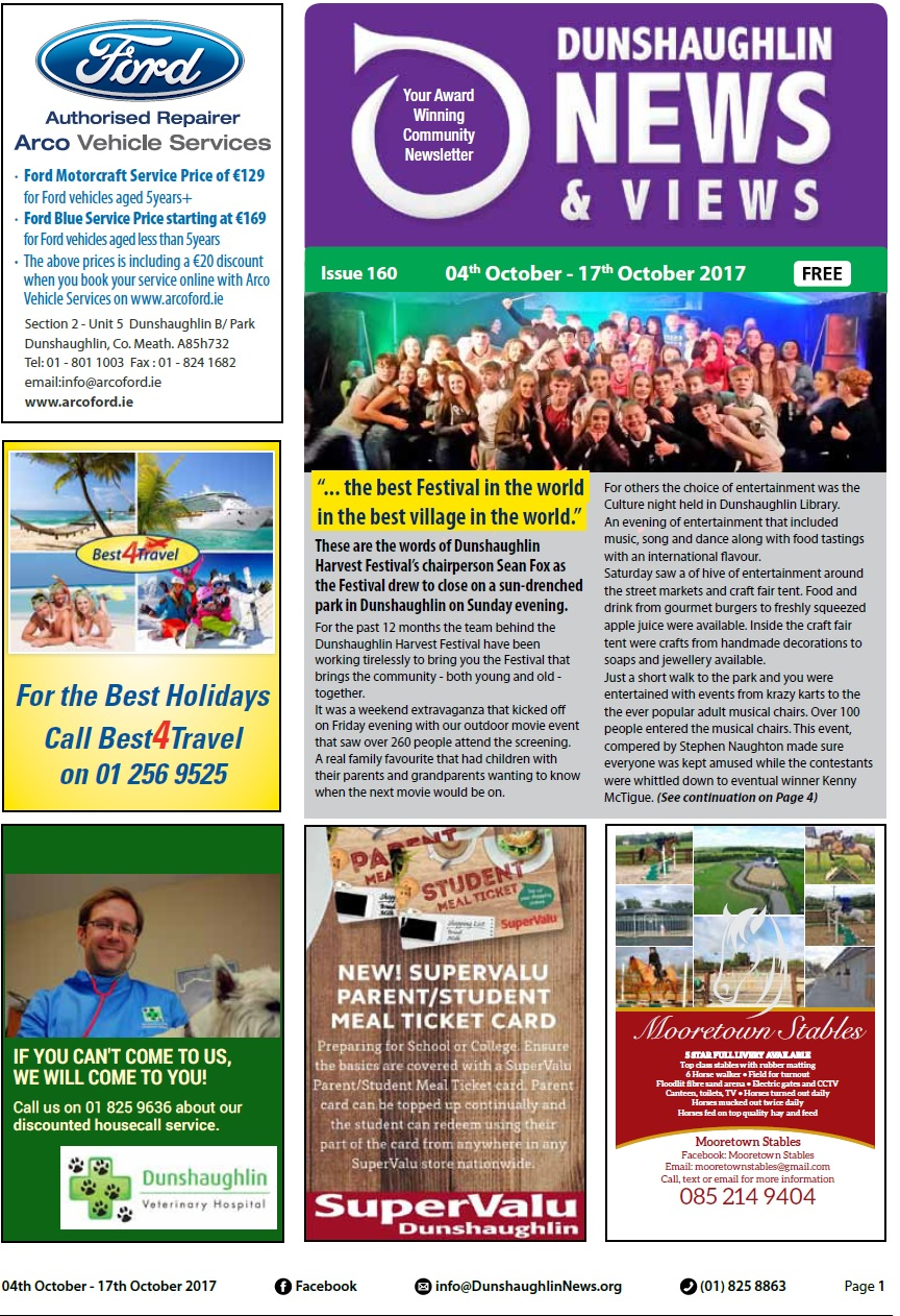 Issue 160 fpg
